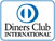 We accept Diners Club