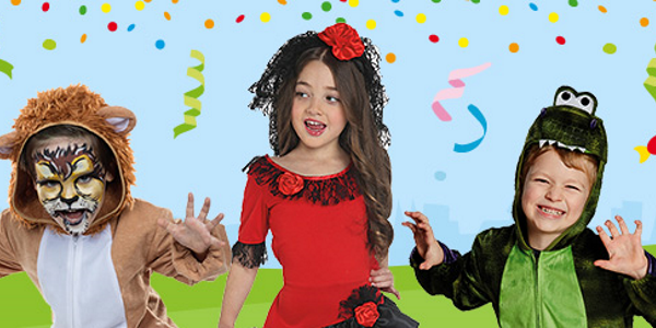 Toys R Us costumes for children and adults