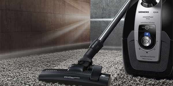 Siemens Vacuum Cleaners and Home Appliances
