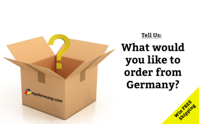 Win Free Shipping from Germany
