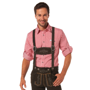 Galeria Kaufhof Oktoberfest Leather Trousers for Him