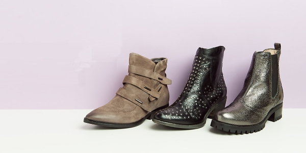 Mirapodo Booties and Boots for Fall