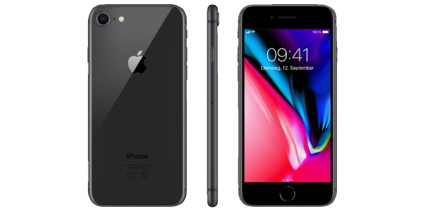Apple iPhone 8 plus available now