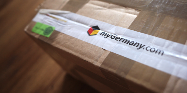kitchen items shipped with myGermany