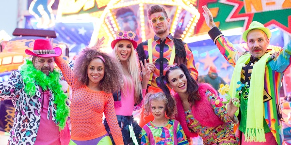 Deiters Carnival Costumes for Men, Women and Kids