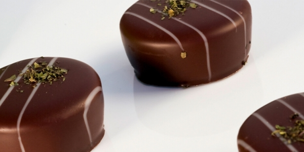 Delicious German Chocolates by Lauenstein as a sweet Valentine's Day Gift