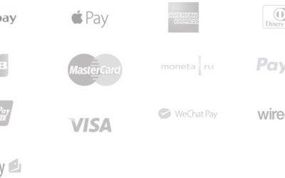 myGermany extends online payment options: AliPay, ApplePay, BitCoin, Moneta.ru, WeChat Pay, UnionPay, Yandex etc.