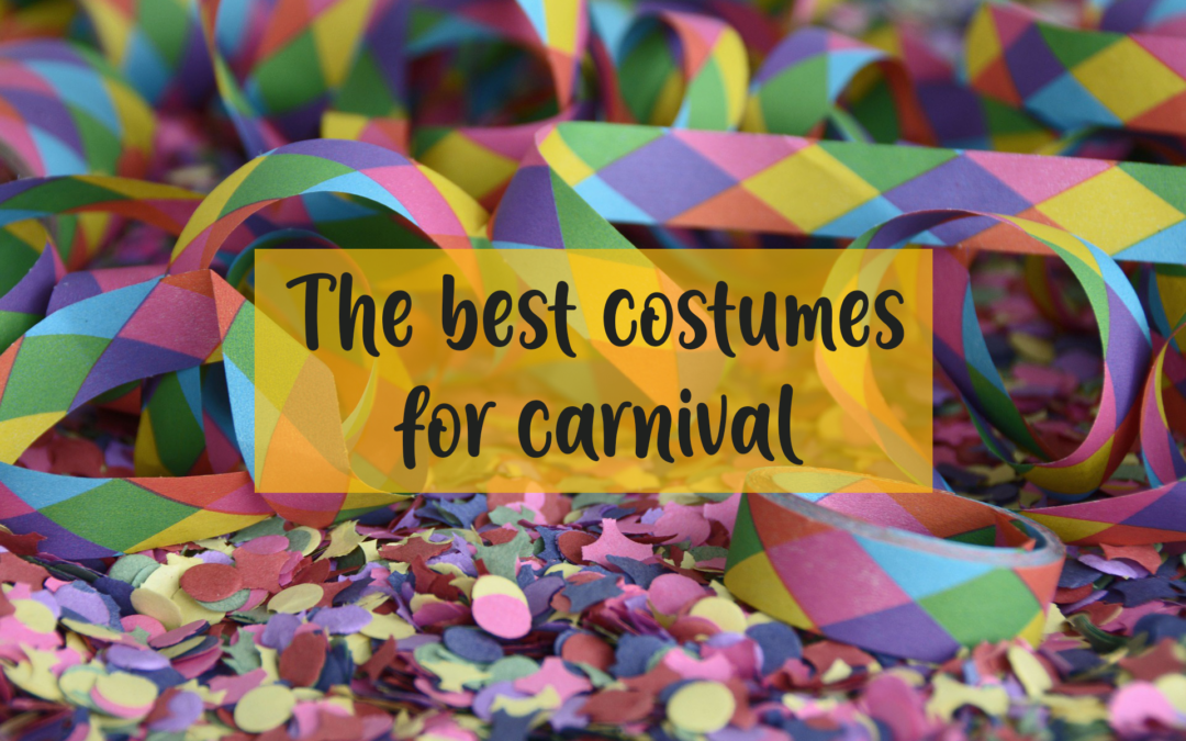 The best costumes for carnival