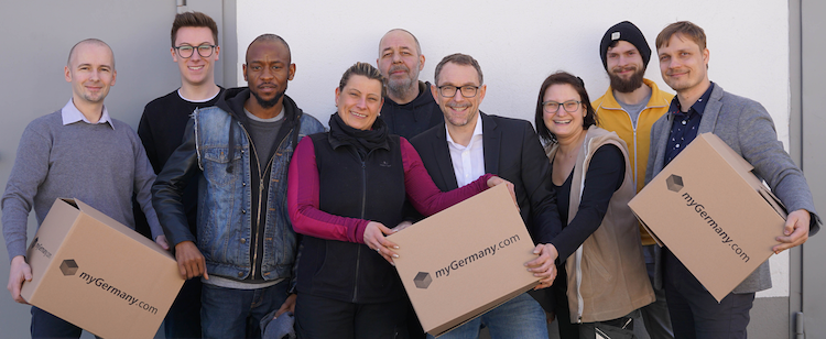 myGermany is looking for you. Wir suchen Dich!